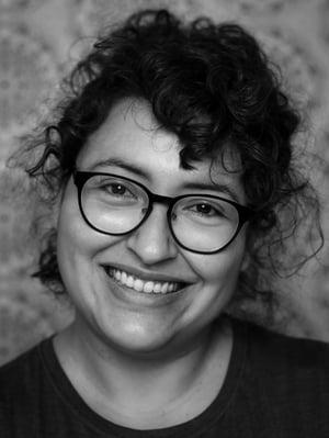 Caro Bedoya Lopez Portrait