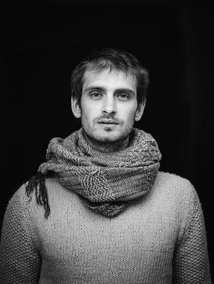 Lukas Griesbacher Portrait